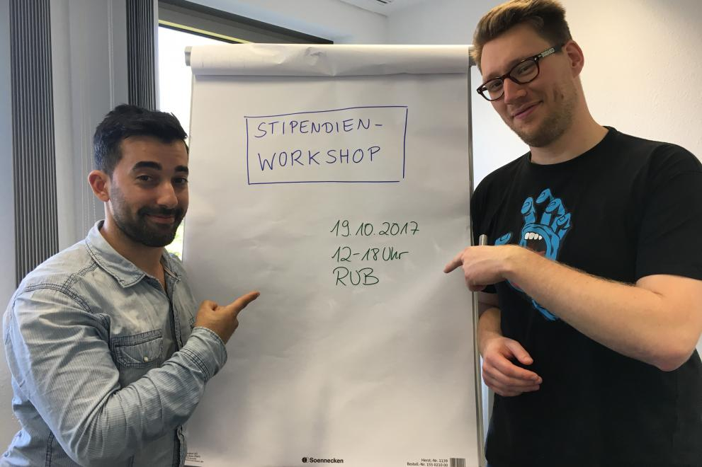 Stipendien-Workshop